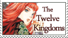 The Twelve Kingdoms stamp by DAFrancobolli