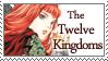 The Twelve Kingdoms stamp by DAFrancobolli