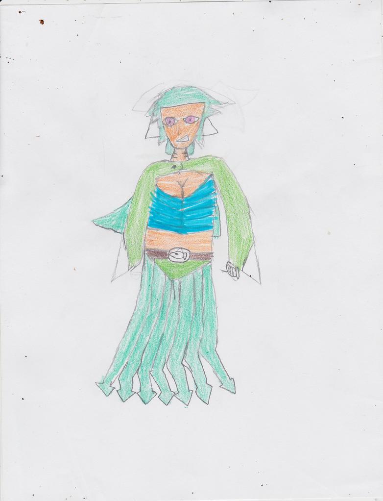 Ika Fukai(RWBY OC) by Aquatic-Knight