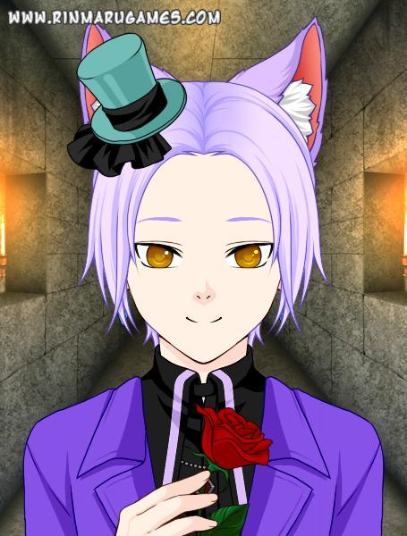 RWBY- Phantom Thief Kaitou Viola by Aquatic-Knight