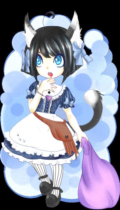 Cute kitten by Misa-Misa382