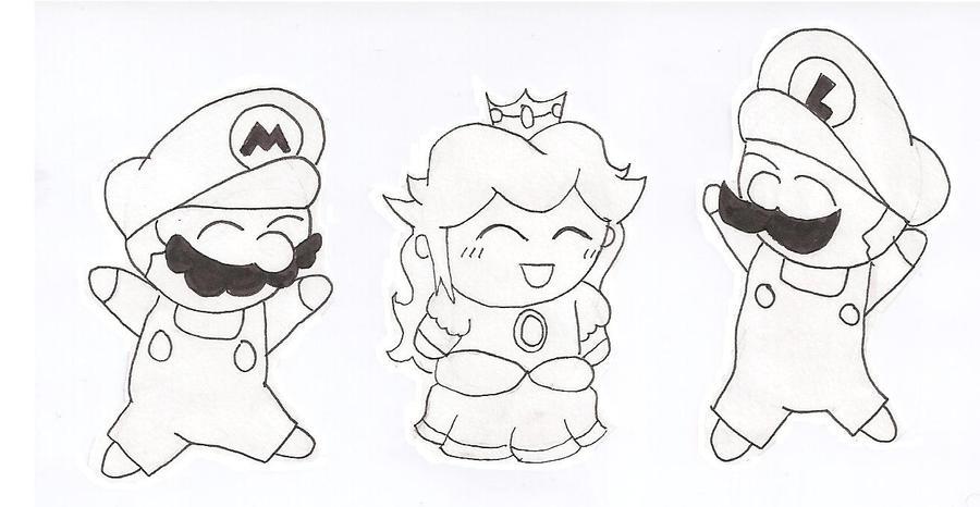 Princess Luigi