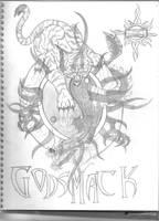 GODSMACK by BloodyEmoWolf
