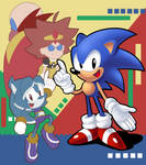 Sonic Legacy: 27th Anniversary of Sonic