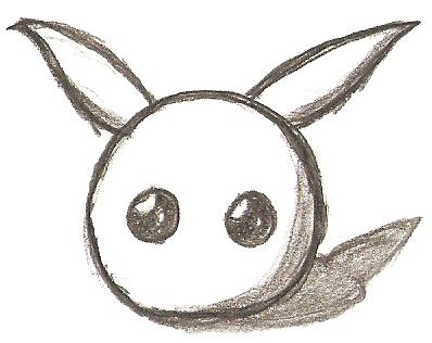 Cute little random creature by chibifox27 on deviantart for Random cute drawings