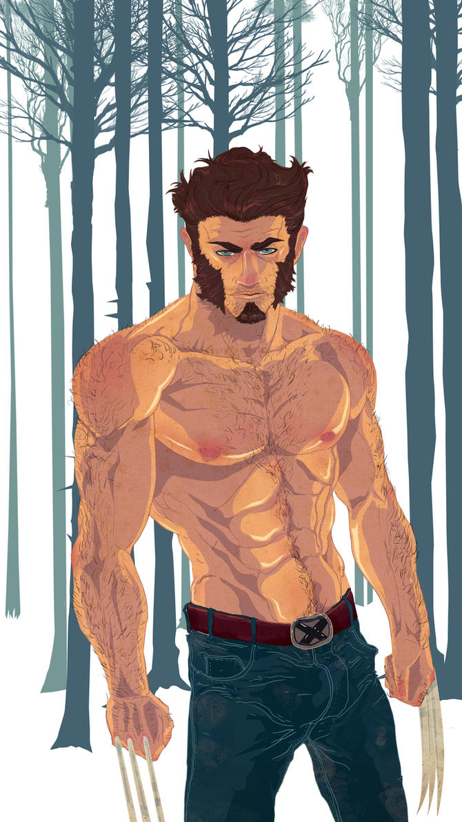 Wolverine by IcarusWing87