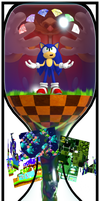 Fractured History - Sonic the Hedgehog