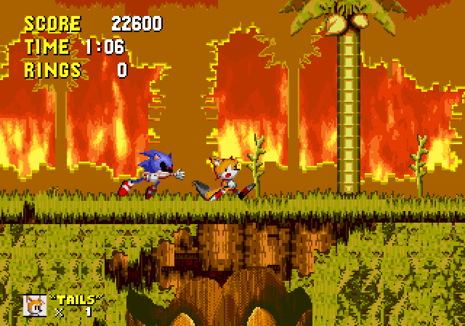 Sonic exe: Hide and Seek - Don't Run by GuardianMobius on DeviantArt