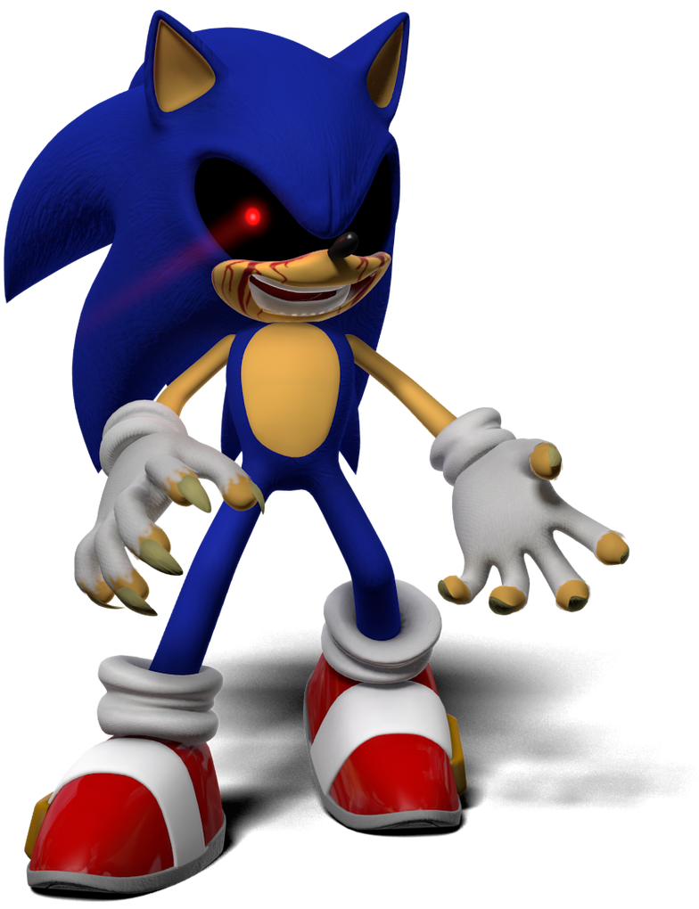 Sonic.exe - Claws