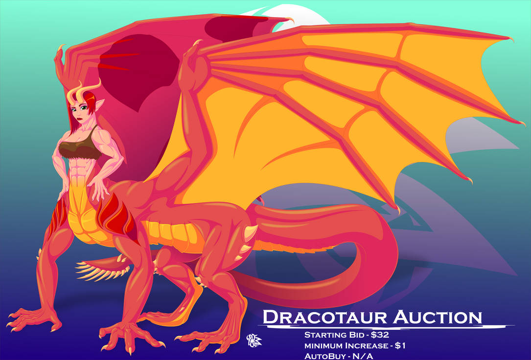 Dracotaur [Adoptable Auction - 0PEN]