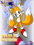 SW: The Two-Tailed Fox Boy
