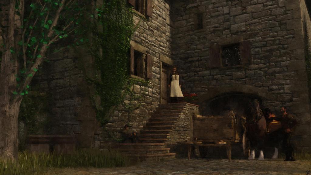 12042017 Farmhouse by AsgardNorth