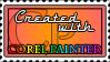 dA Stamp Corel Painter by LaPetiteBohemienne