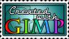 dA Stamp GIMP by LaPetiteBohemienne