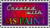 dA Stamp MS Paint by LaPetiteBohemienne