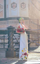 Jolyne in Florence