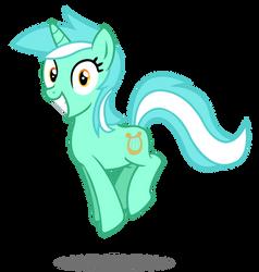 Super Happy Lyra by Moonbrony