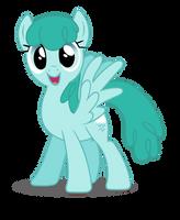 Background Pony 1 by Moonbrony