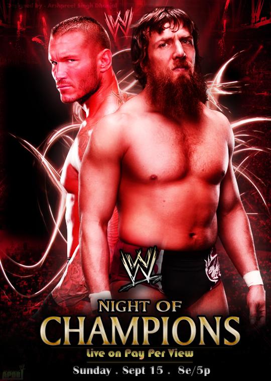 Watch WWE Night of Champions 2013