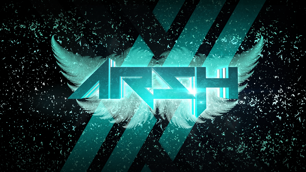 Arsh 3D Text Effect By ArshpreetSingh