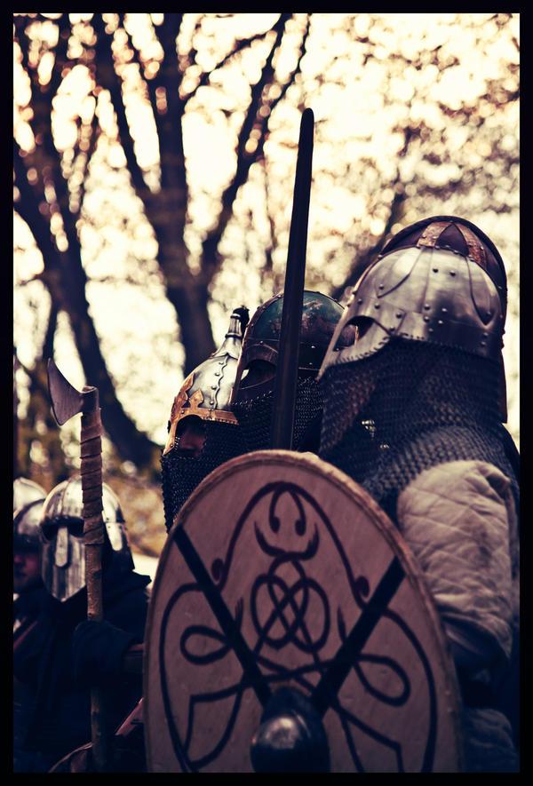 Medieval War I by deex-helios