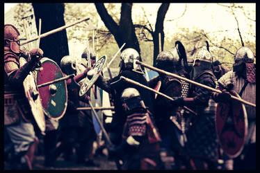 Medieval War XV by deex-helios