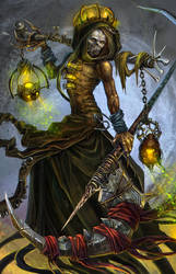 Grim Reaper by EvilinLee