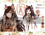 [ADOPT] Faunra #2 (COLLAB AUCTION - CLOSED)