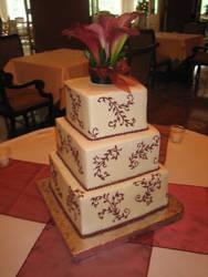 Wedding Cake 4 by leprechaunbabe