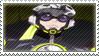 Stamp- Robin Baxter by KawaiiMuzet