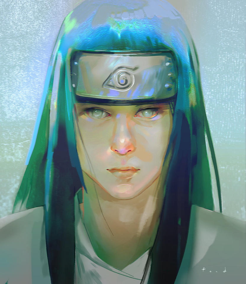 Neji fan art by pondoeon
