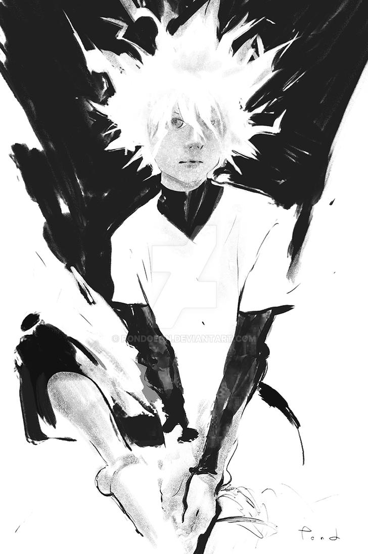 Killua by pondoeon