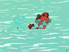 Bonus: Nessie Background