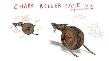 CharrRollerCycle V2