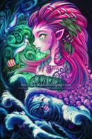 Water Fairy by Clazz-X1