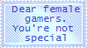 Female Gamers by HubertCumberdalle