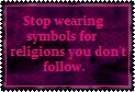Religious Symbols by HubertCumberdalle