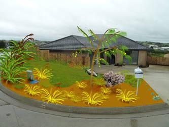 Garden design 1 by I-Do-Care