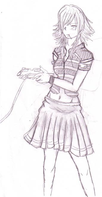 Game Master Yuri by DriRose