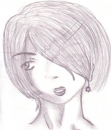 Portrait of Yuri by DriRose