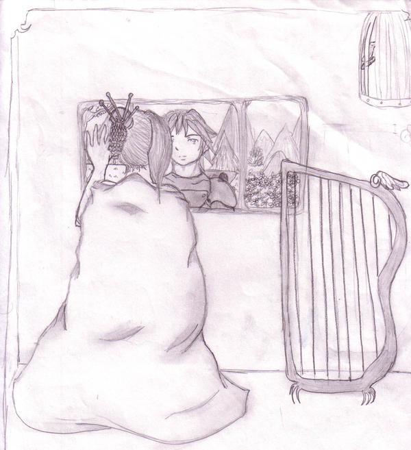 Oracle Fairy Tale II by DriRose