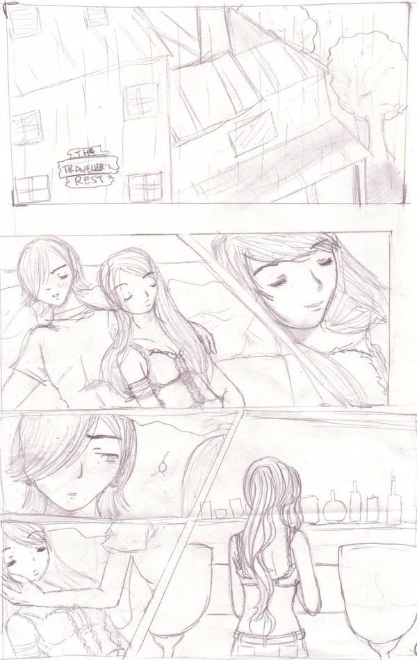 Nin no Torishirabe pg1 by DriRose
