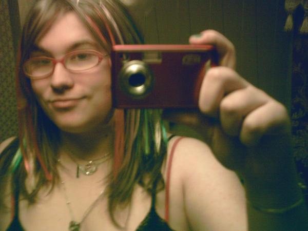 Deviant ID rainbow hairs by DriRose