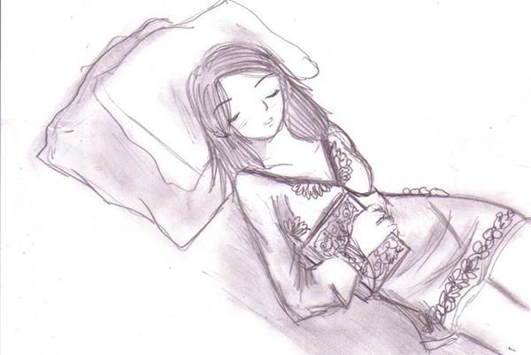 Sleeping Beauty by DriRose