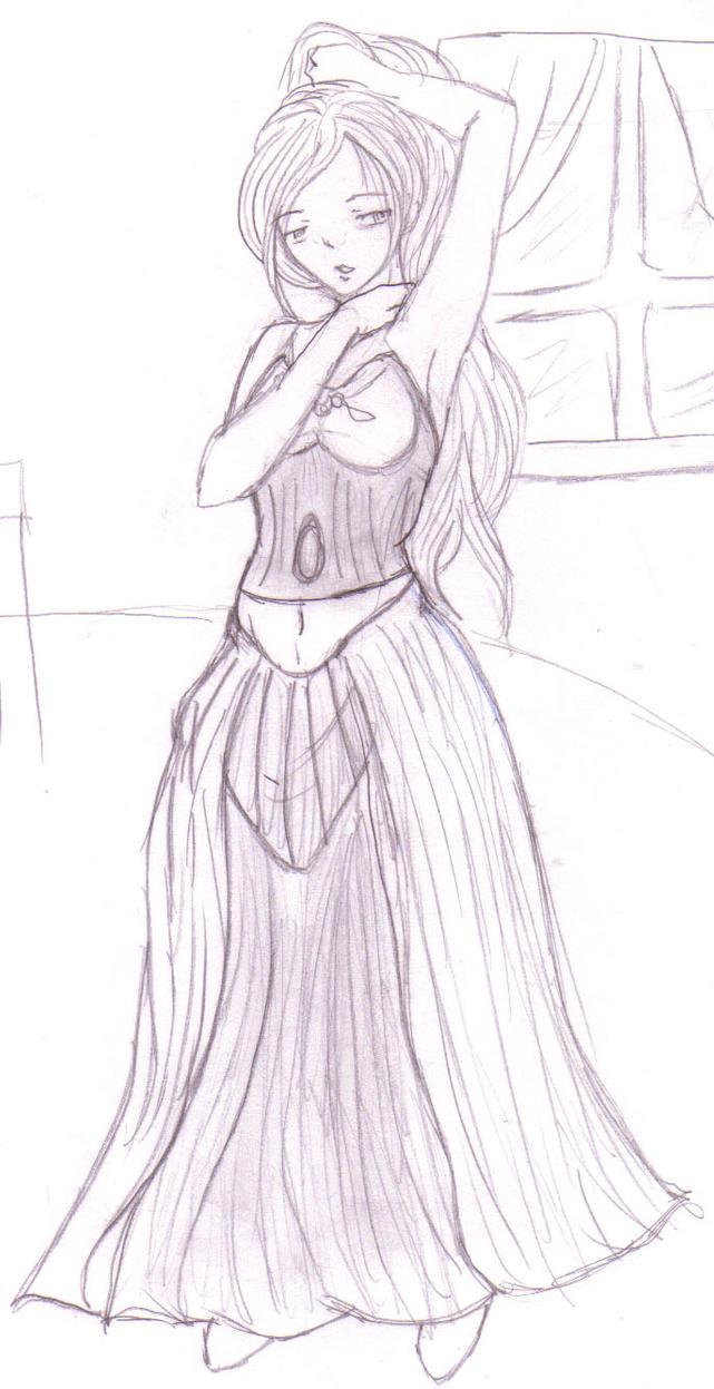 Schala Prism Dress by DriRose