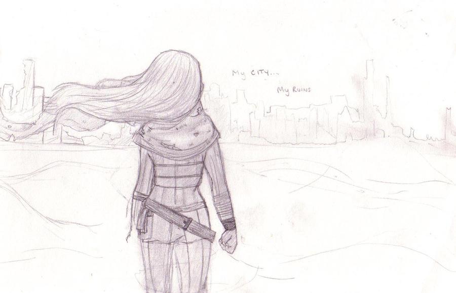 My City....My Ruins by DriRose