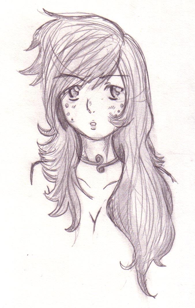 Fallyn Celeste Portrait by DriRose