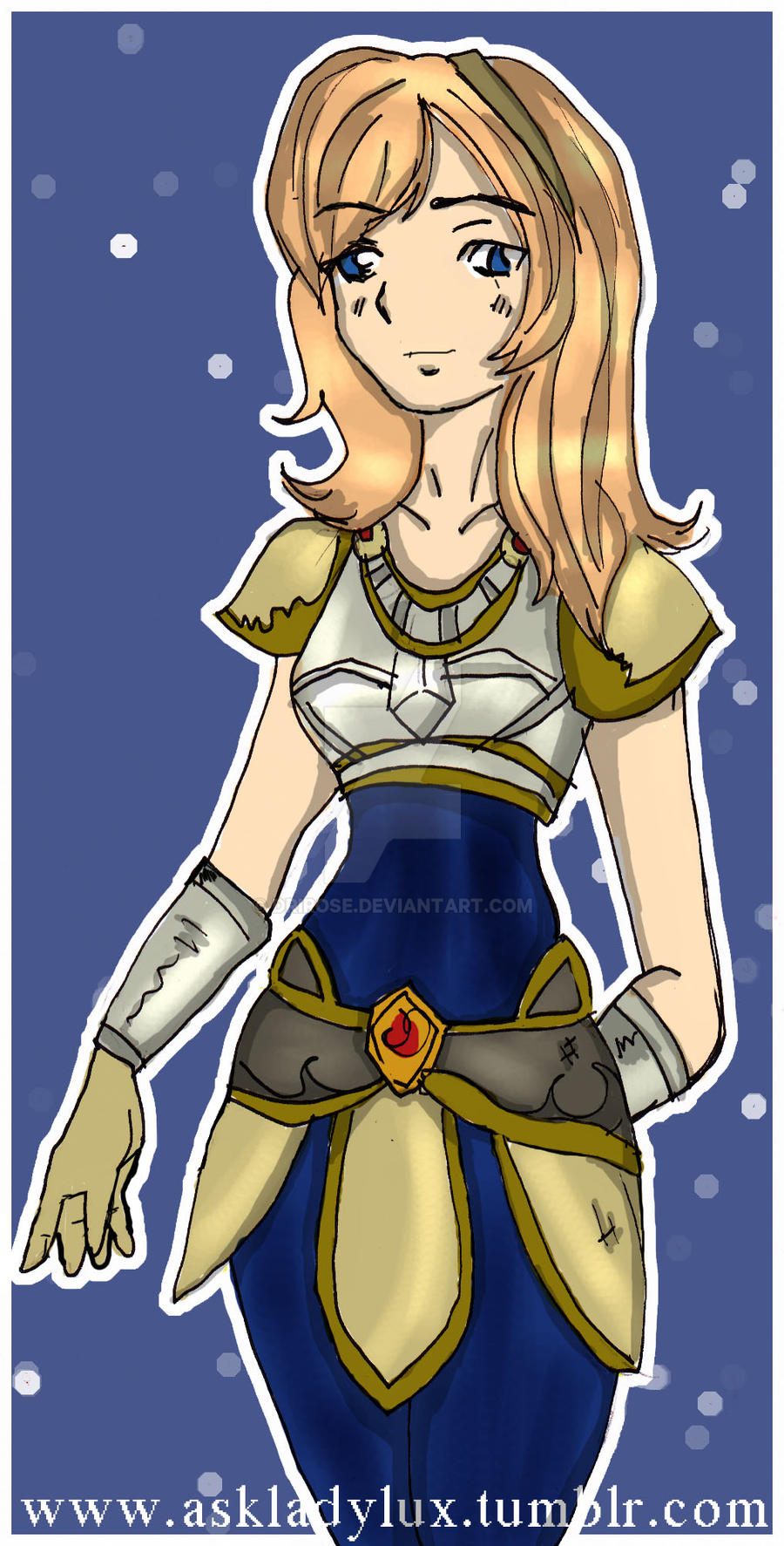 Lux Redraw by DriRose