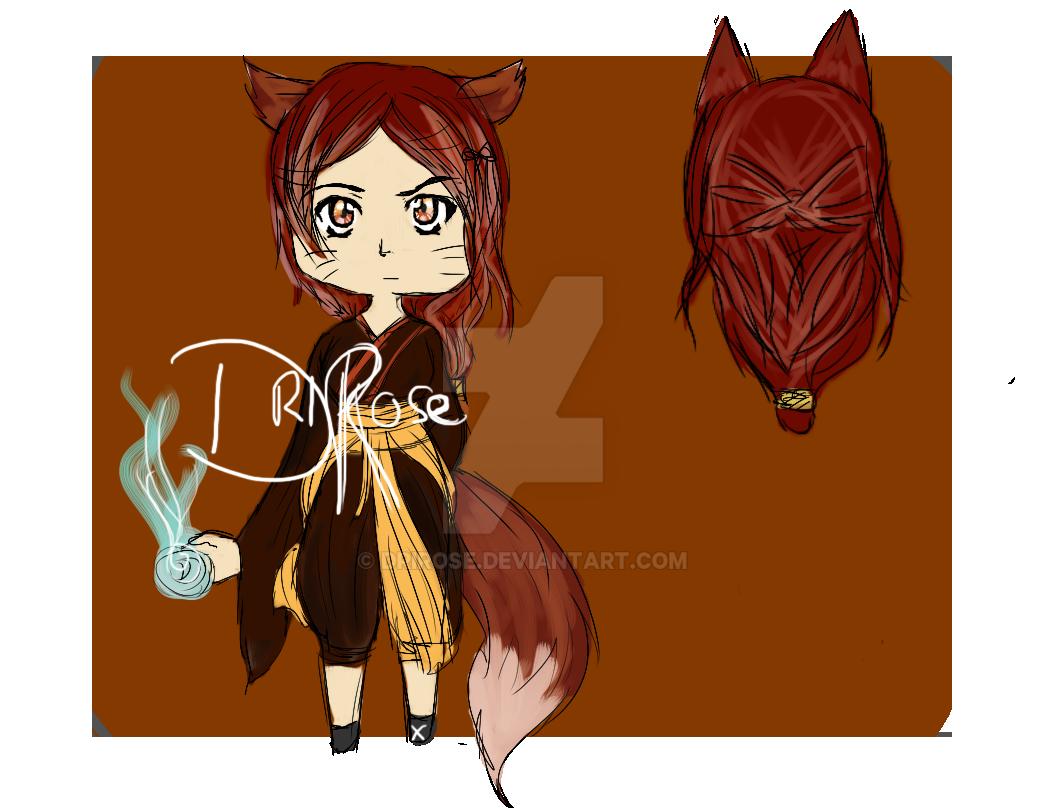 Kitsune Adopt [ Closed ] by DriRose