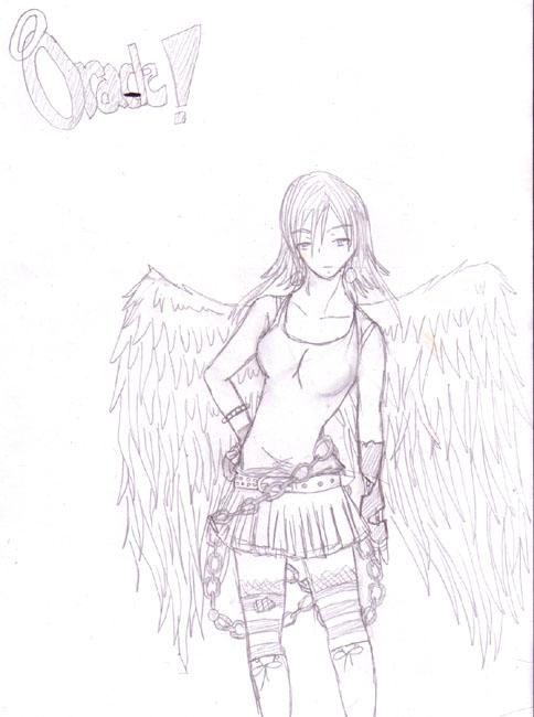 Yuri... by DriRose